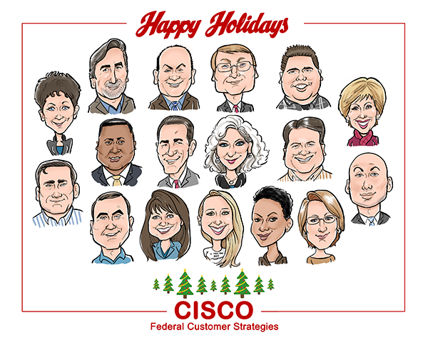 Company holiday card!